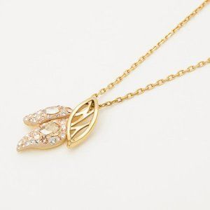 Swarovski ATELIER petal necklace